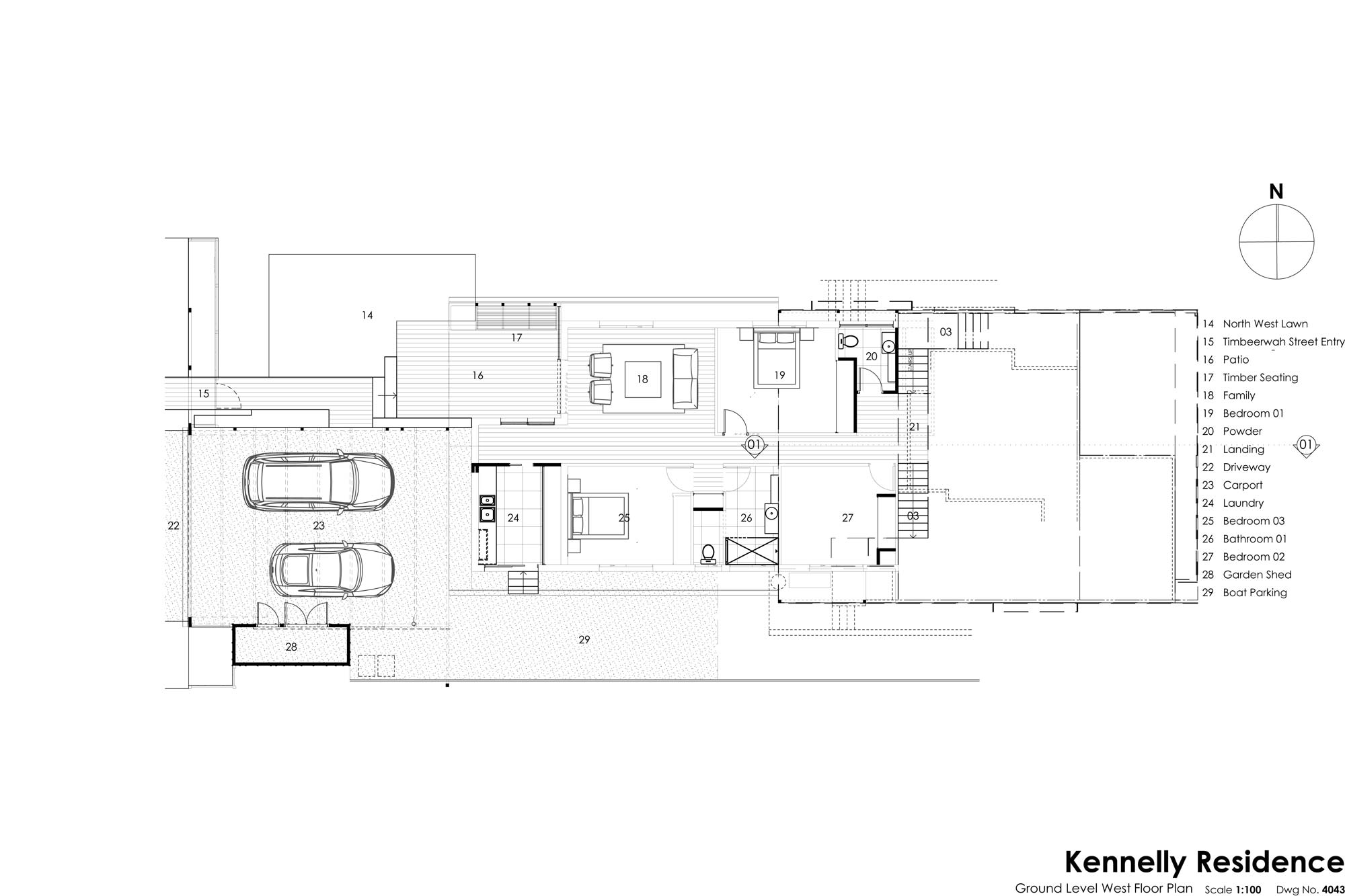 kennelly mid floor plan