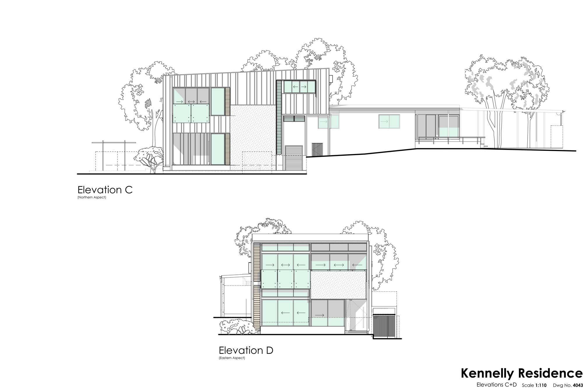 kennelly elevations C+D