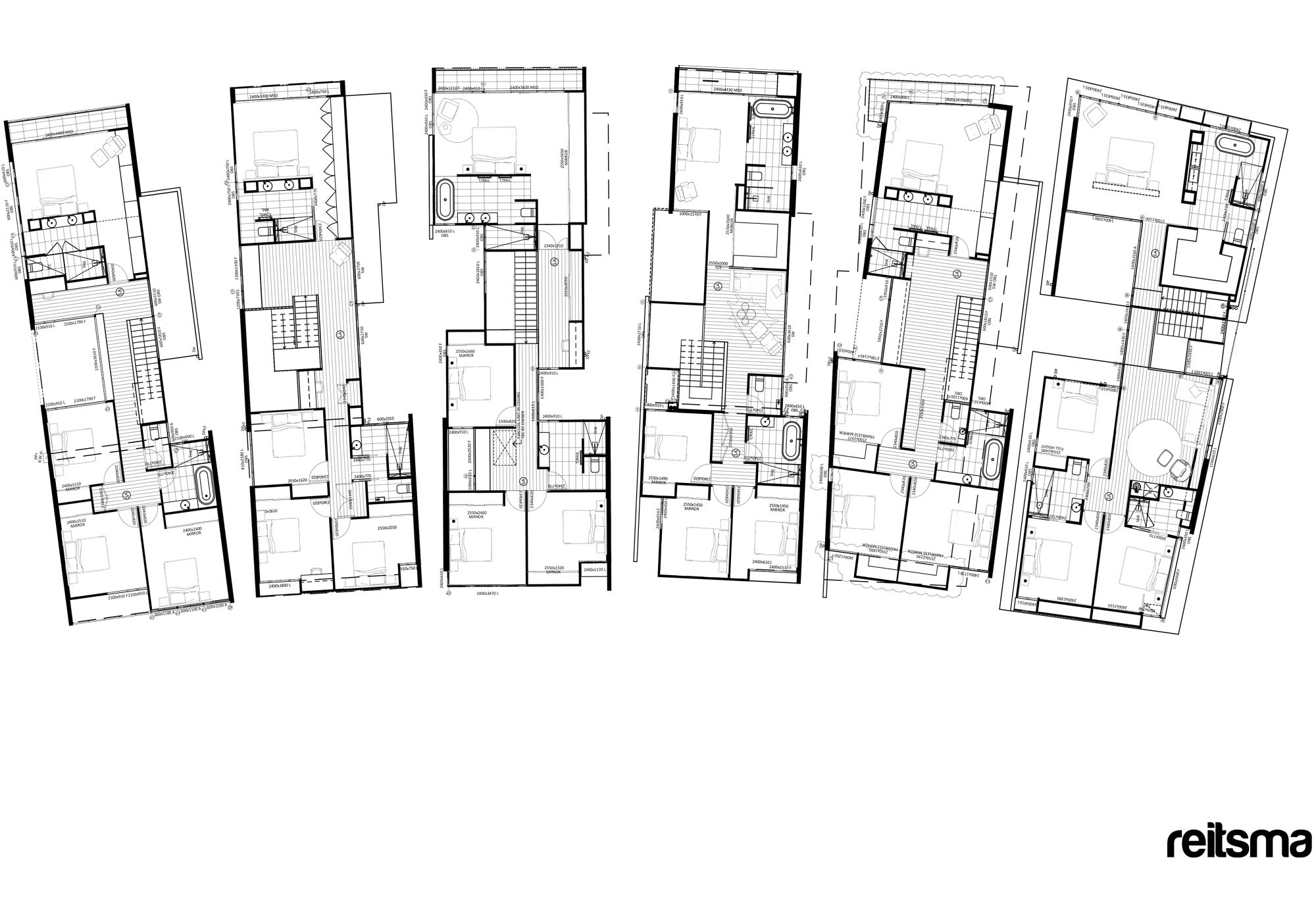 first level floor plans
