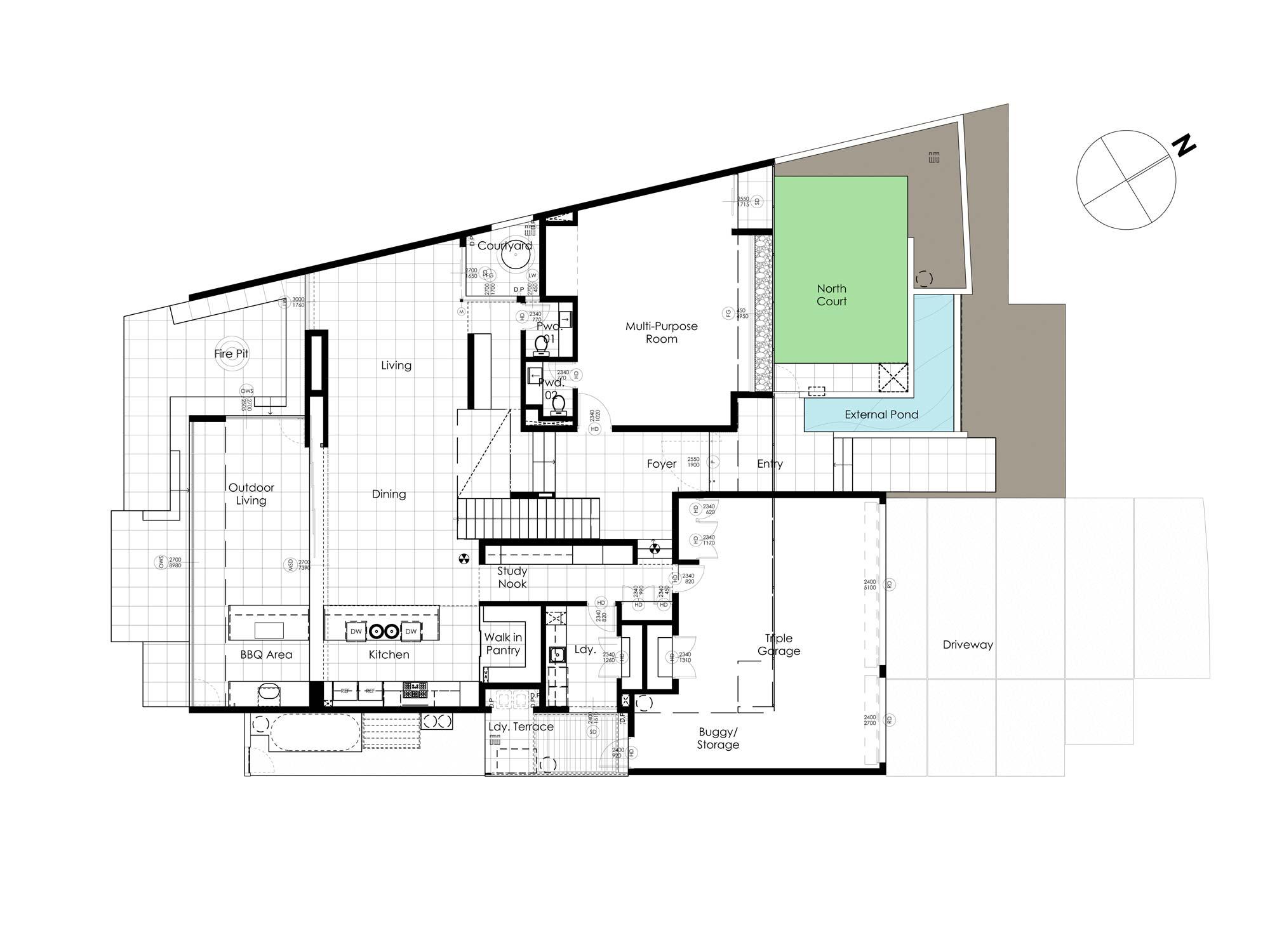 phillips ground floor plan