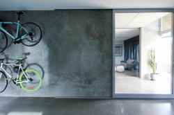 slater garage bike storage