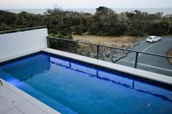 newport residence elevated pool