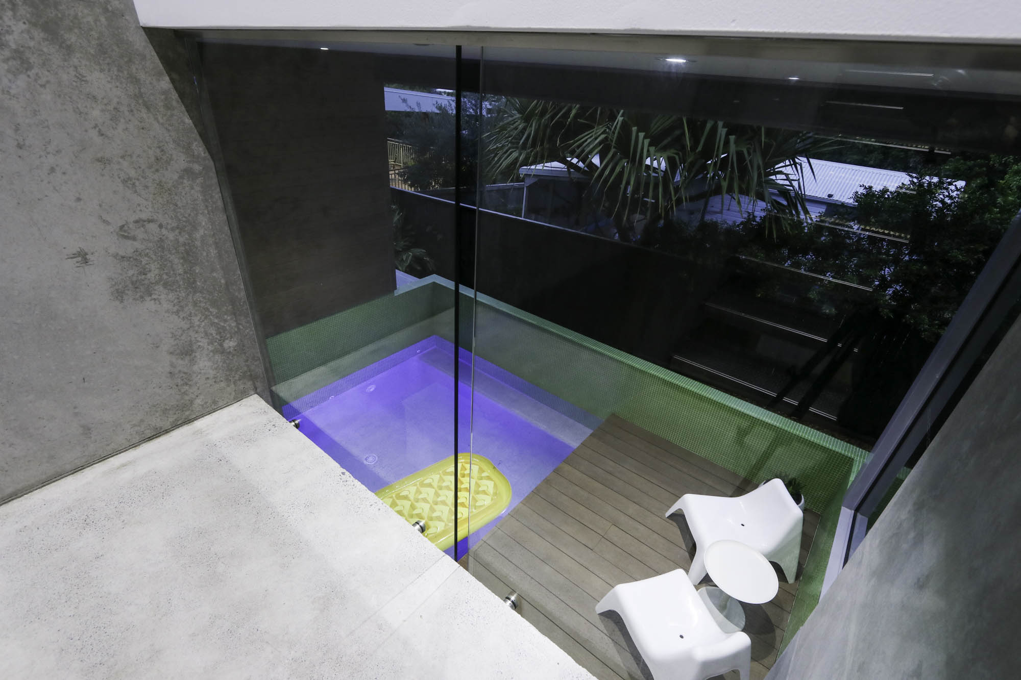 slater pool deck