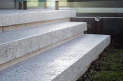 Formed Concrete Steps