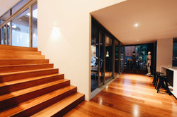 holly kitchen stairs