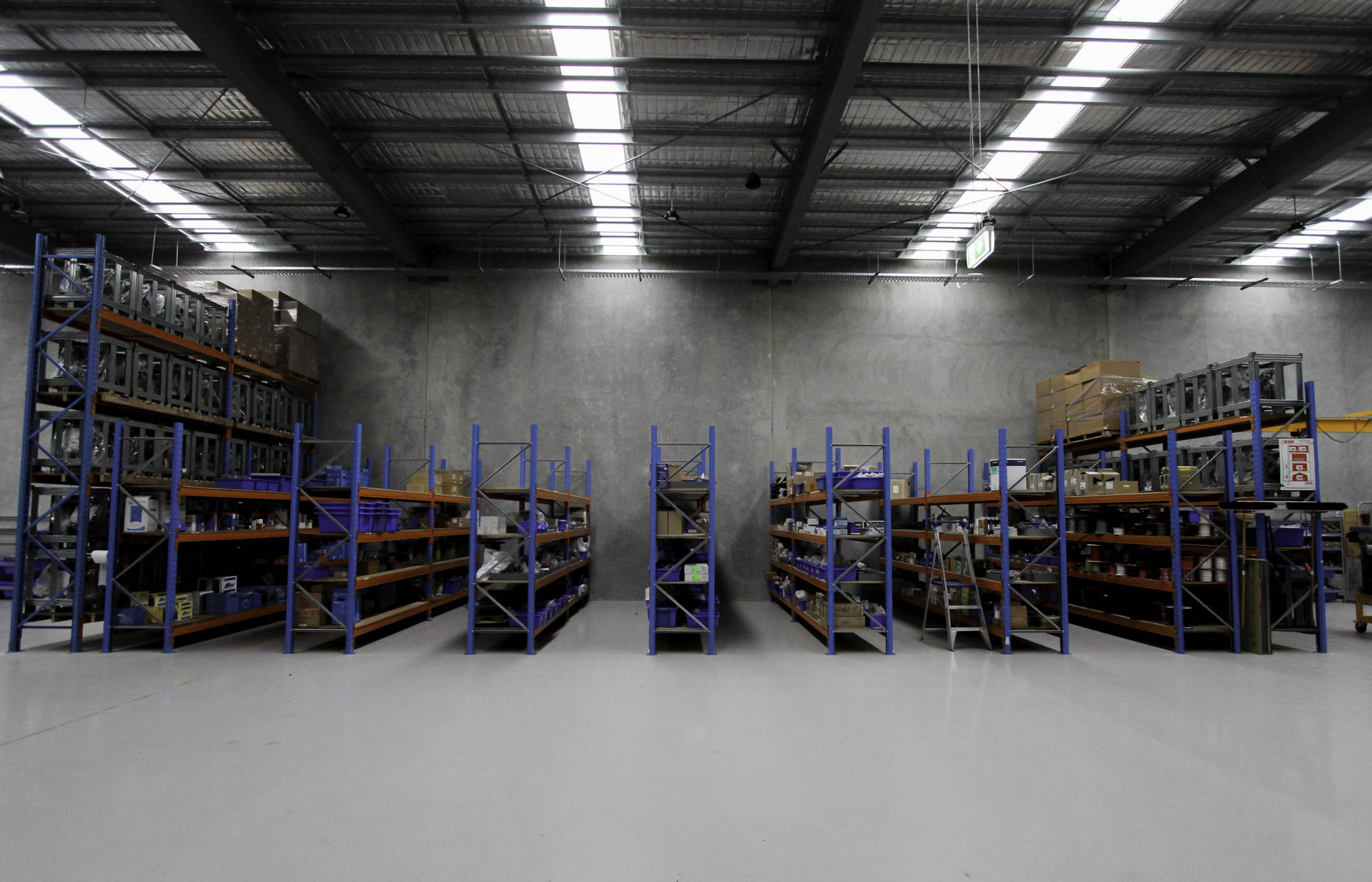 eniquest warehouse storage