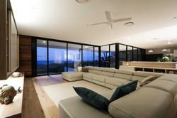 newport residence living room