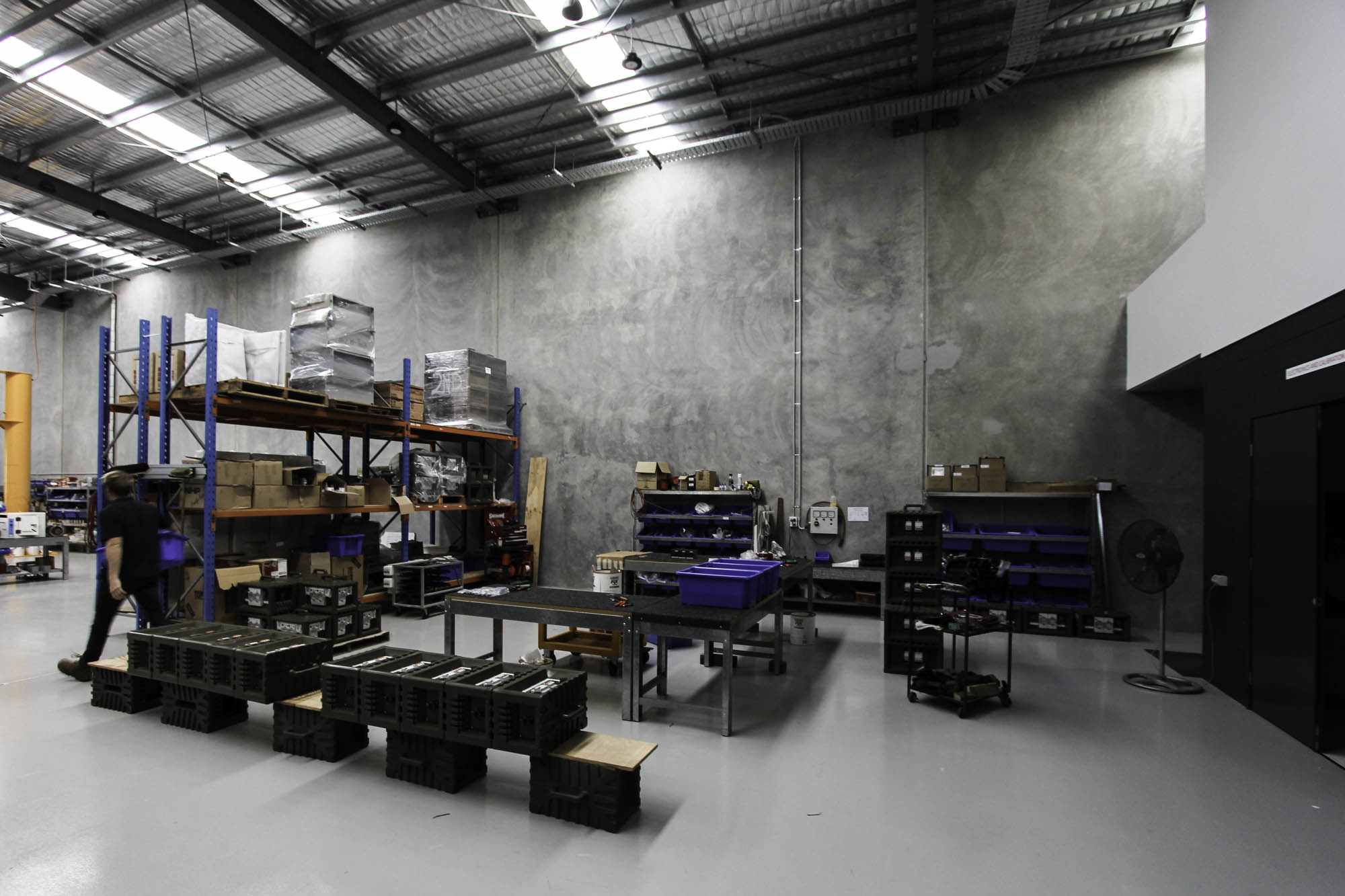 eniquest warehouse assembly