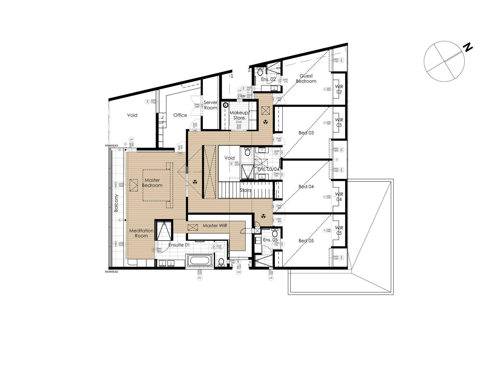 phillips first floor plan