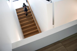 newport residence stairs