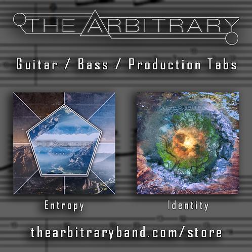 Entropy/Identity Tabs