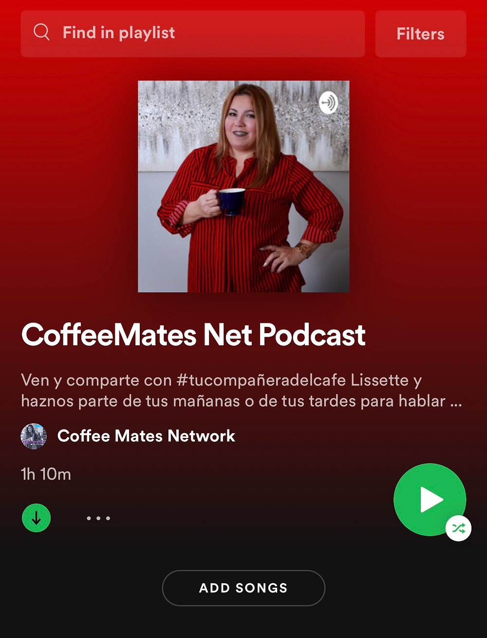 CoffeeMates Net Podcast