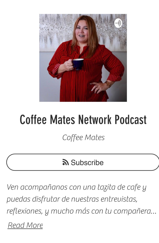 CoffeeMates Net Podcast