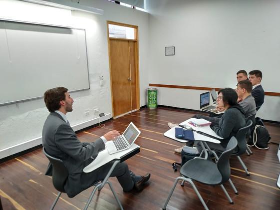Universidad de los Andes Pilot Clinic