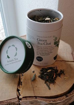 Biologischer Grüner Tee Chai