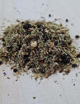 Saturnkräuter-Tee, 100g