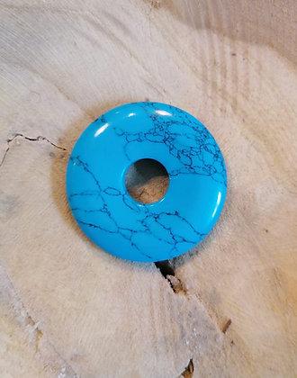 Edelstein-Donut Howlith