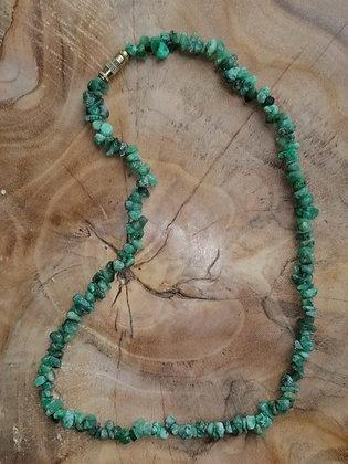 Smaragd Splitterkette