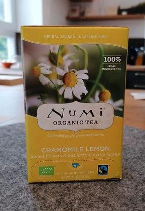 Kamillentee mit Zitronenmyrte - fair trade & bio