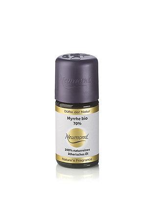 Myrrhe bio 70 % naturreines ätherisches Öl