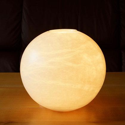 Duftlampe Alabaster