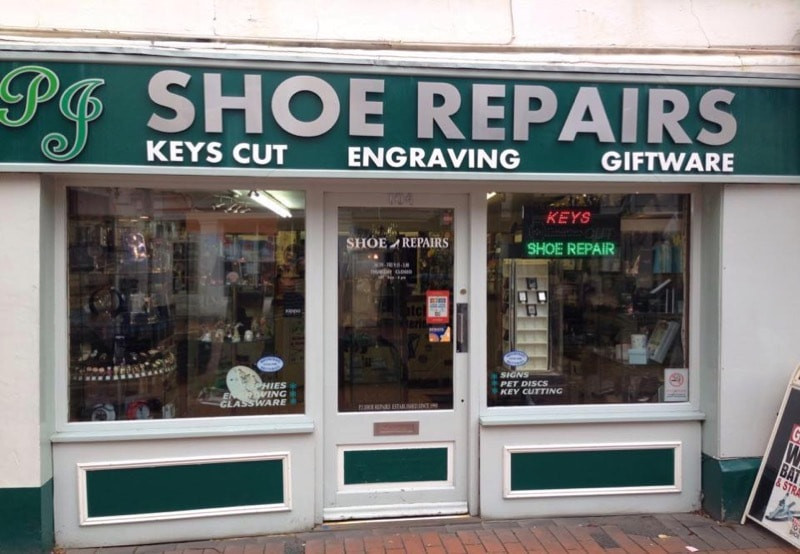 PJ Shoe Repair