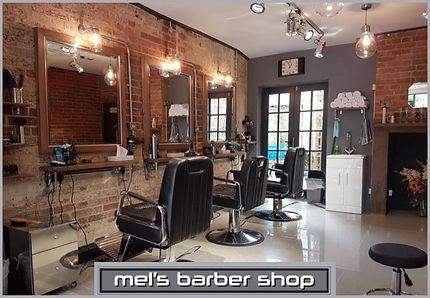 Mel's Barber Shop
