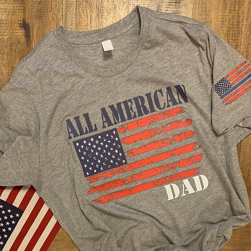 All American DAD Tee