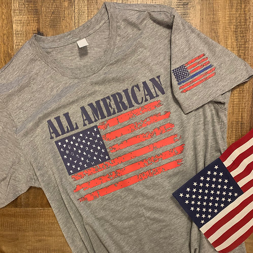 Youth All American Tee