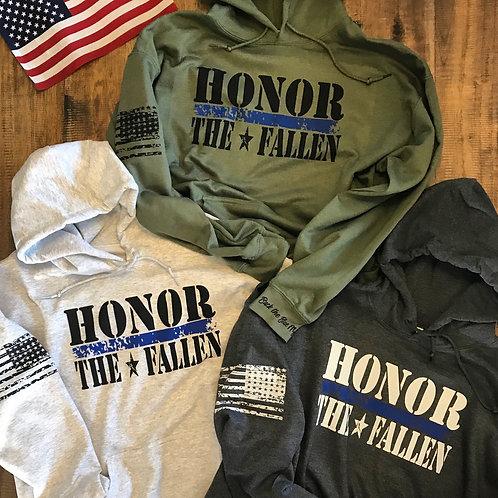 Honor the Fallen Hoodie