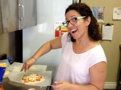 Pizza Chef Lori