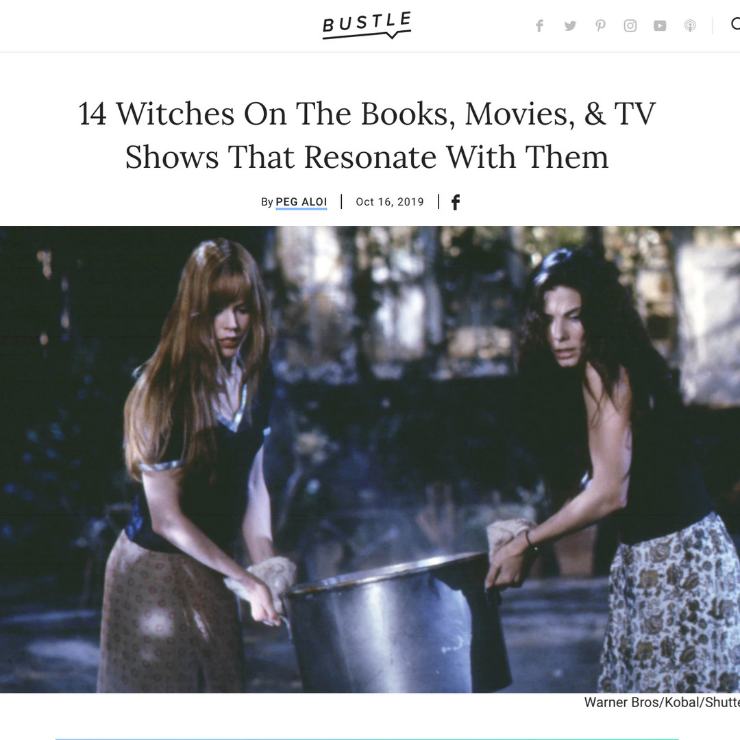 Bustle Press Feature