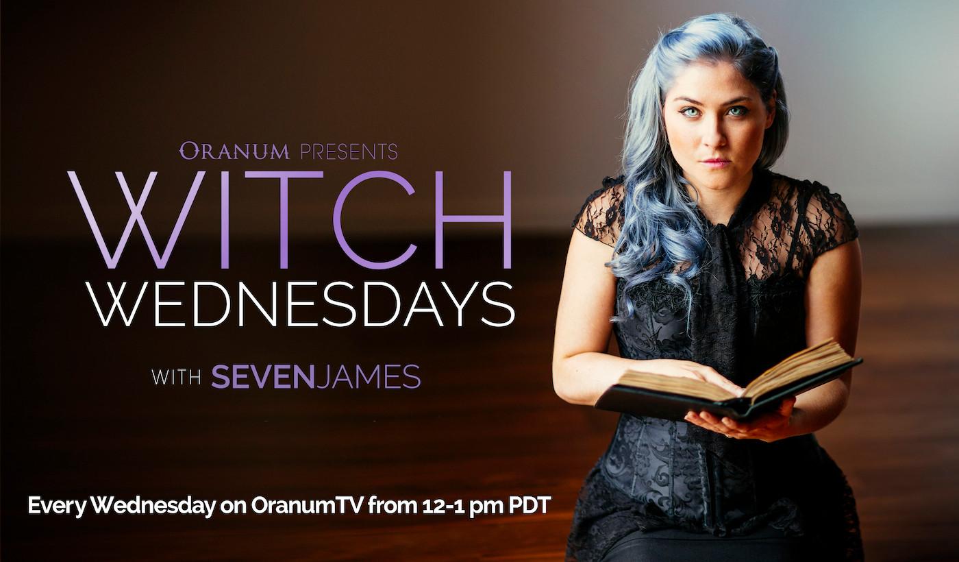 Witch Wednesday's. Original Produced Show.