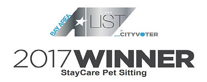 Best Pet Sitter, Winner, Monterey, Rover
