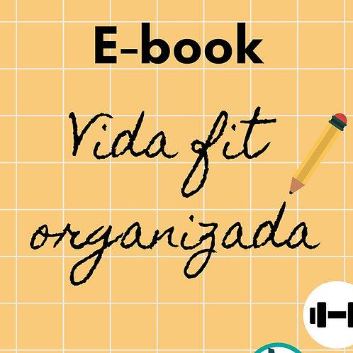 E-book Vida Fit Oganizada