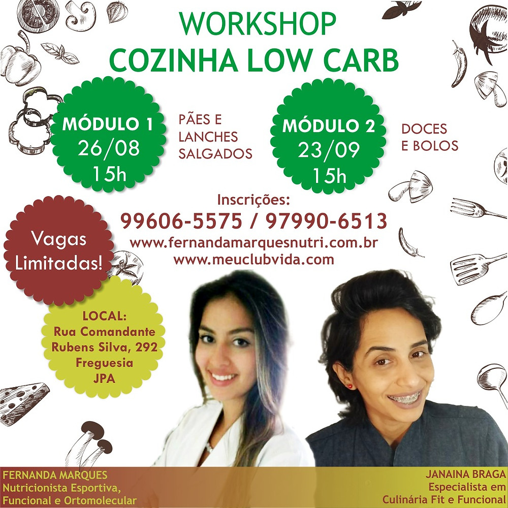 workshop low carb