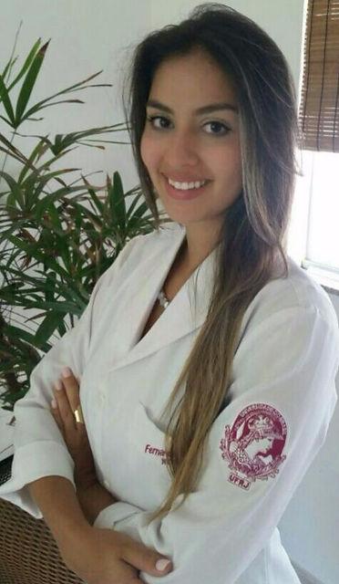 Nutricionista Fernanda Marques