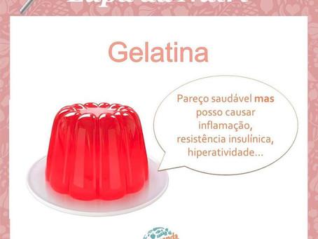 Lupa da Nutri - Gelatina!