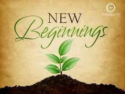Fresh Start, New Beginnings