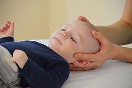 Sanfte Therapieform in der Säuglingsbehandlung
