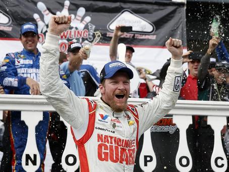 Earnhardt Jr. headlines NASCAR's 2021 Hall of Fame class