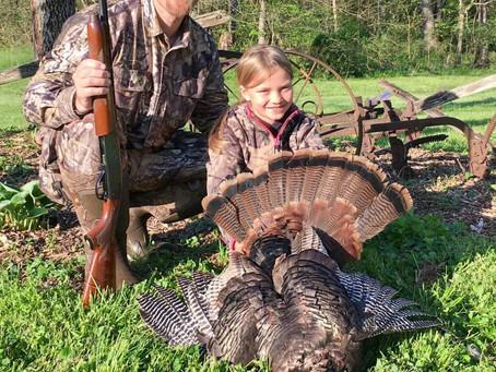 MDC reports spring turkey season ends - 41,454 birds harvested