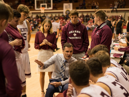 College of the Ozarks' Steve Shepherd to be Inducted in to MBCA Hall of Fame