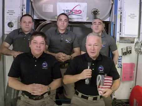 Astronauts face final leg of SpaceX test flight: back down to earth