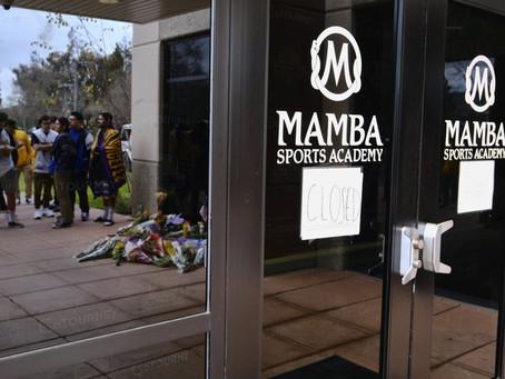 Kobe Bryant's sports academy retires 'Mamba' nickname