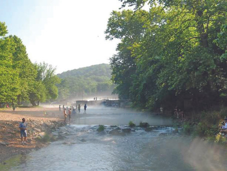 Roaring River State Park and Big Sugar Creek State Park host informational meeting