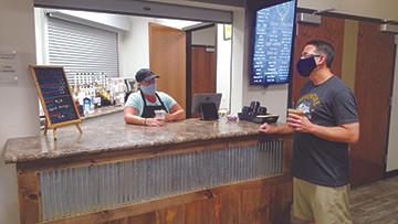 Cedar Creek offers much more than coffee