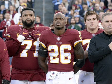 NFL: Despite far more support, kneeling might not be widespread