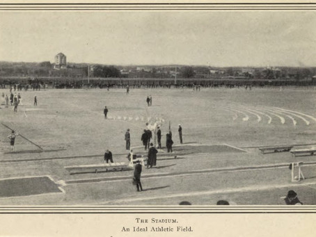St. Louis Olympics was really World's Fair with some sports