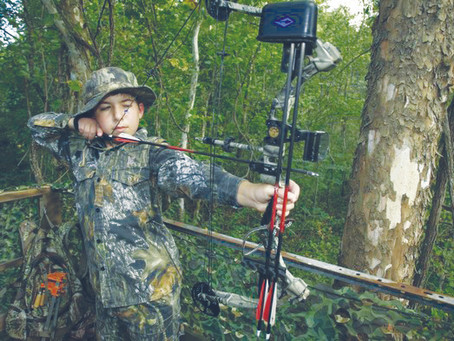 Beginning bow hunting class available